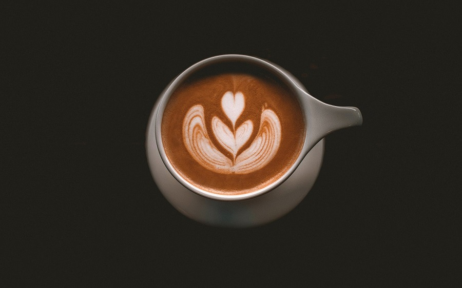 Can you make a latte art with regular coffee-3