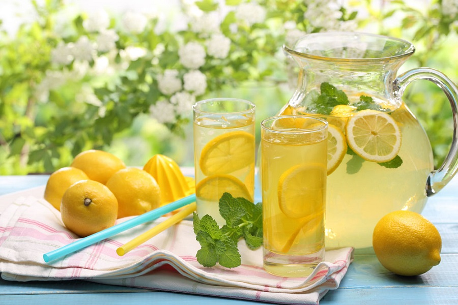 Can the lemon tea help you to lose weight-2