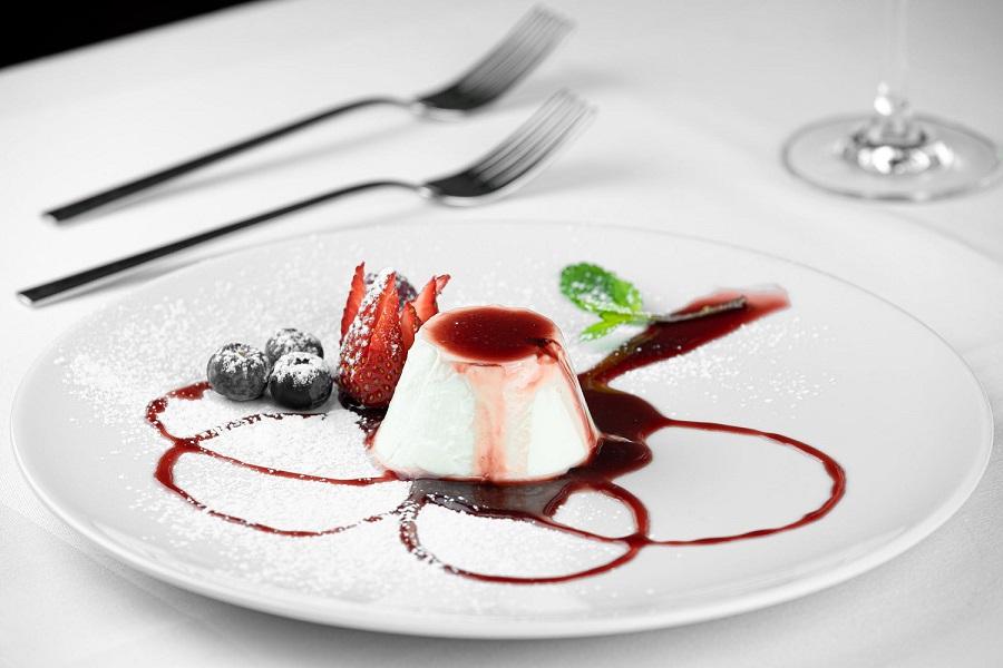 How to make vanilla pudding at home-3