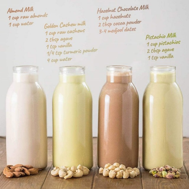 Simple nut milk recipe-2