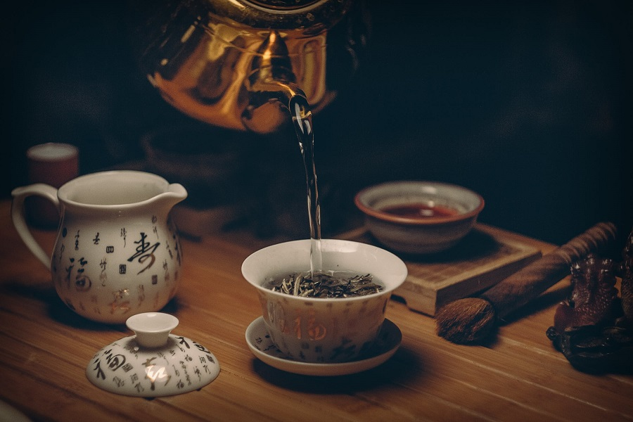 how to make chinese herbal tea-1