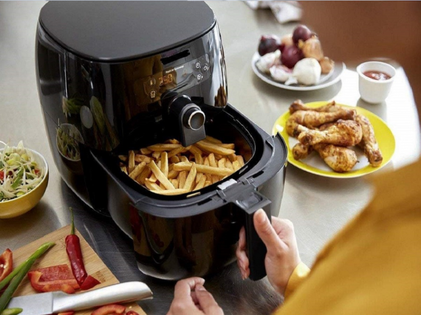 2 super delicious snacks you can make with an air fryer-1