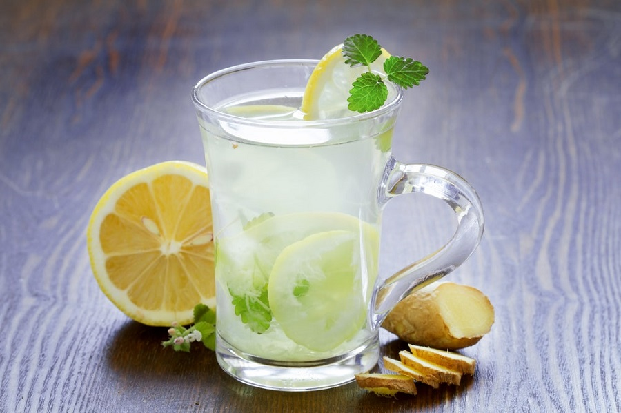 how to make health-preserving summer drinks with fresh ginger-2
