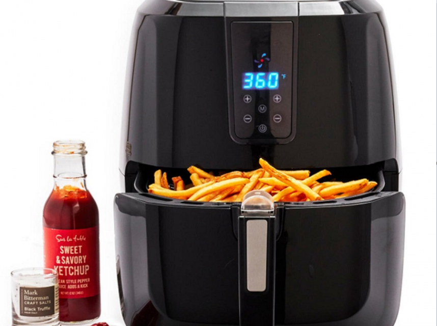 how to make kfc style fries in an air fryer-1