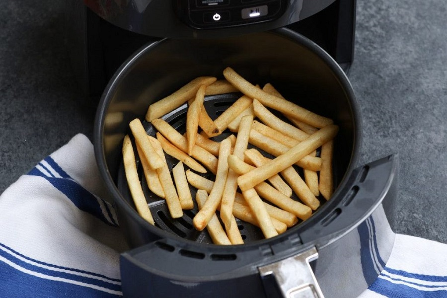 how to make kfc style fries in an air fryer-5